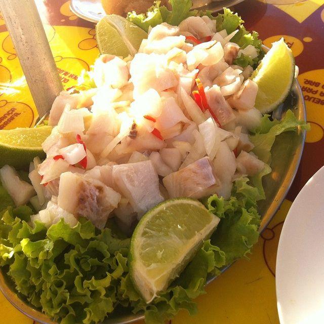 ceviche chileno | Ceviche @ Quiosque Do Chileno | Flickr - Photo Sharing!