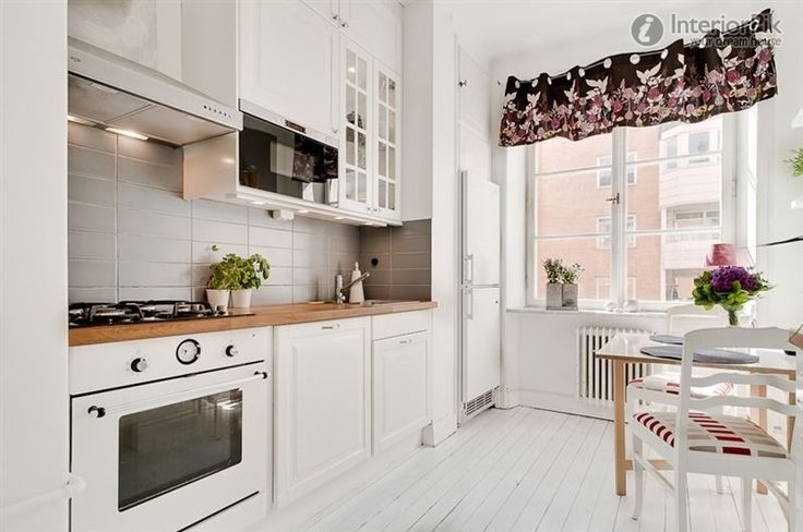 44 square small apartment minimalist style kitchen cabinets decoration effect chart greatly entire