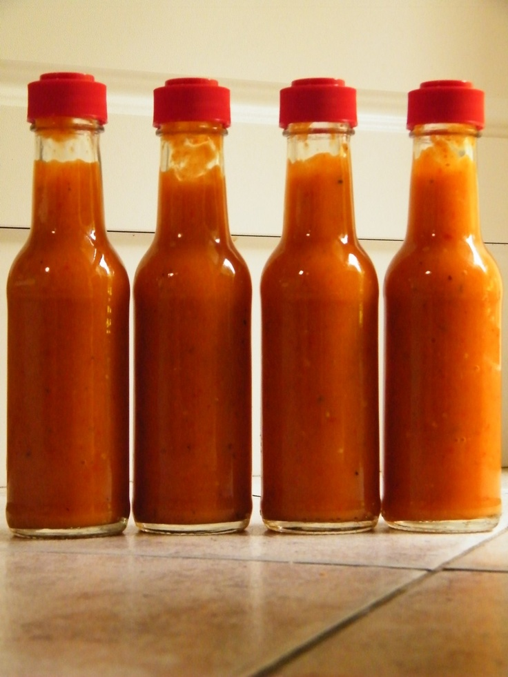 how to make hot pepper sauce from scratch