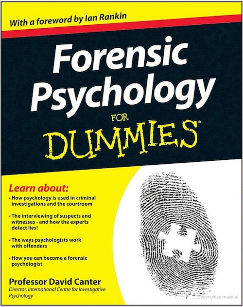 Forensic Psychology the subjects in which college students major nominal