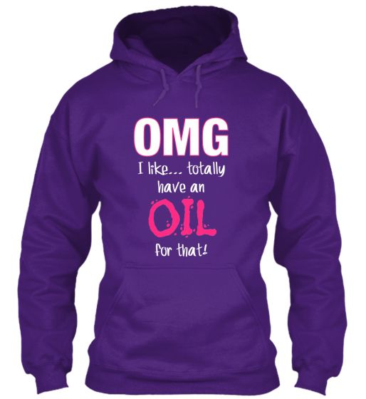 OMG... OIL for that! (Limited Edition) Only 4 more days left. Get Yours Today!