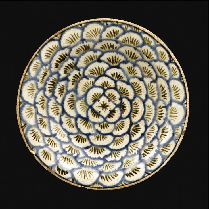 An Iznik Polychrome Dish, Turkey, <P>17th Century</P>   Lot   Sotheby's