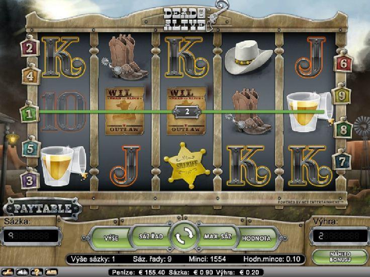 Odmena je plný mešec zlatiek! To, čo sa deje na piatich valcoch s dvadsiatimi piatimi výhernými líniami je skutočná bitka na najvyššej úrovni. Ak chcete byť dobre pripravený, odporúčame si najprv zahrať zadarmo automaty Dead or Alive online. http://www.slovenske-casino.com/online-kasino-hry/automaty-dead-or-alive-online #Slovenskecasino #Hry #Jackpot #Vyhra #Automaty #DeadorAlive