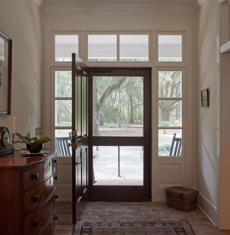 Foyer Screen Ideas : Best ideas about front door entry on pinterest
