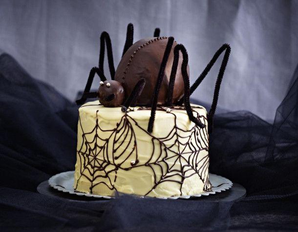 Unser beliebtes Rezept für Spinnen-Torte und mehr als 55.000 weitere kostenlose Rezepte auf LECKER.de.