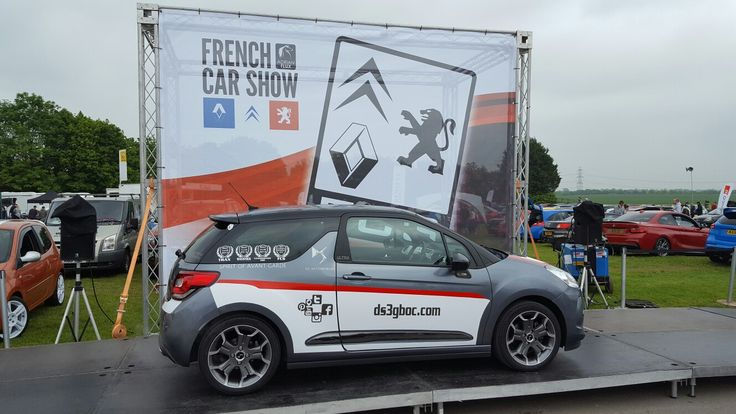 French Car Show 2016