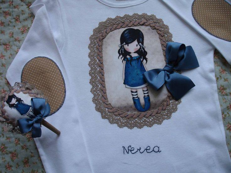 Camiseta Gorjuss Nerea 3