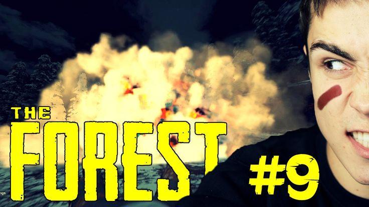 BOMBA W AKCJI! - The Forest #9