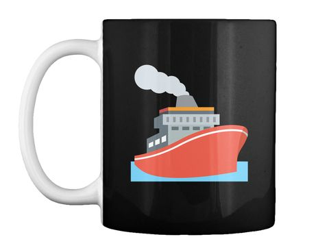 cruise ship mug for the office... they'll kill me but it'll be worth it