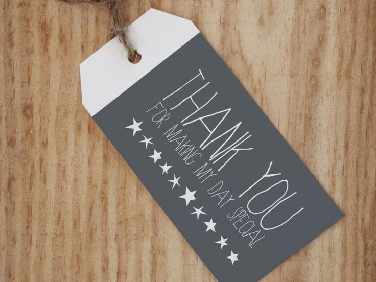 Thank You Tags ~ Guest Thank you Tags ~ Party Thankyou Cards ~ Swing Tags ~ Moon and Stars ~ Welcome Bag Tags ~ Love and Thanks Tag
