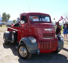 ◆1941 Chevy COE Pick-Up Truck◆