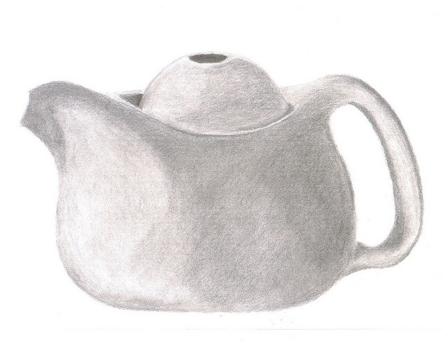 Teapot by Bleue, via Flickr