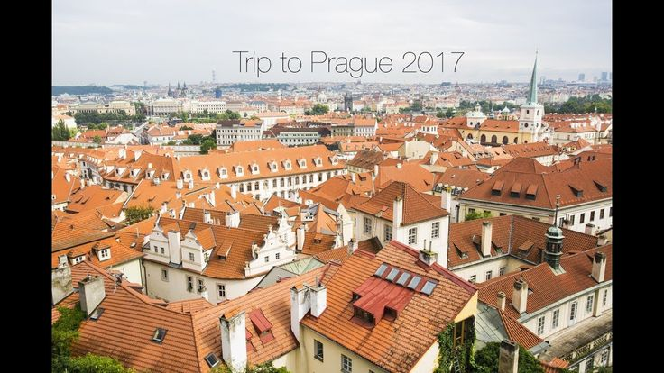 Путешествие на машине в Прагу. My car trip to Prague 2017.