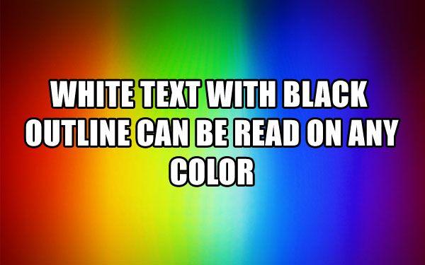 text hack