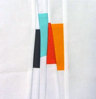 Great collection of modern quilt blocks!  42 Quilts: Modern Monday