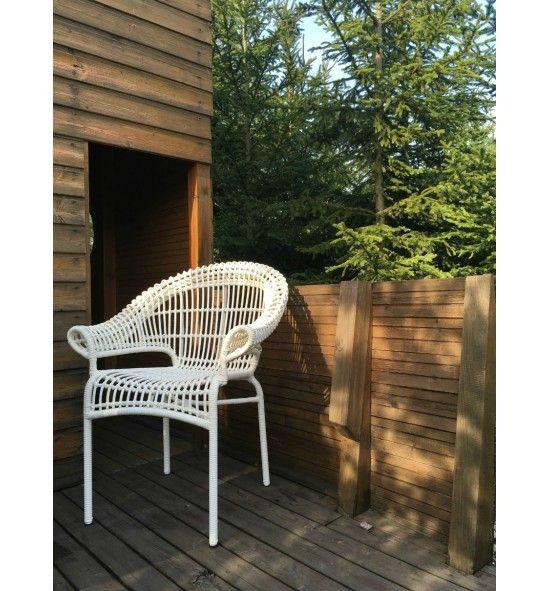 Krzesło Tophelmeble ogrodowe #mebleogrodowe garden furniture #gardenfurniture