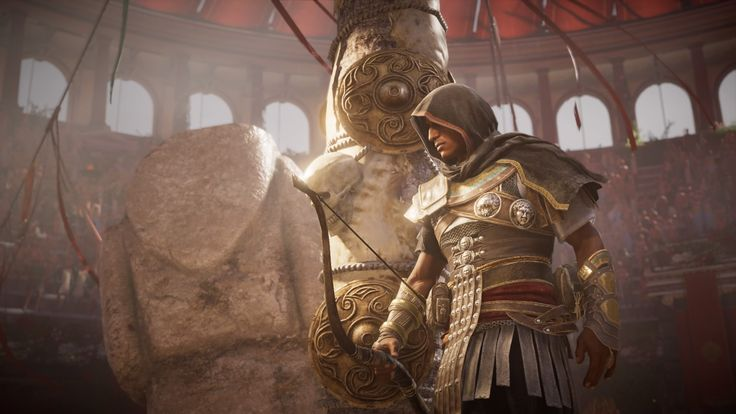 Assassin's Creed Origins Roman Outfit
