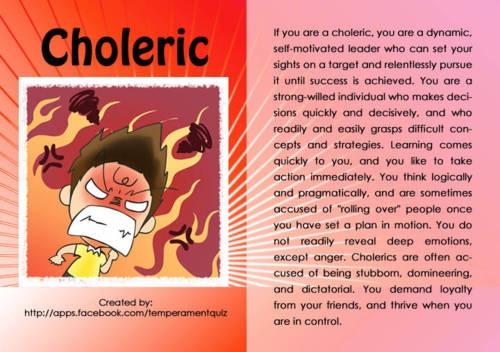 tipos de personalidades: os coléricos http://waldorfparents.blogspot.com/2011/02/choleric-child.html
