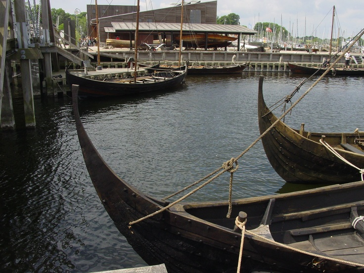 Viking Ship Museum, Roskilde, Denmark. Photo by Gary Breeze