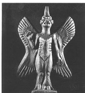 The Sumerian Demon  Pazuzu