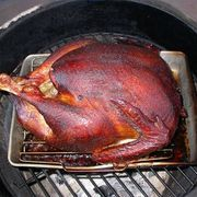 How to Cook Turkey in an Electric Smoker   eHow