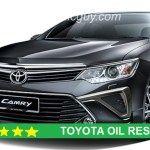 Oil Reset Toyota Camry 2005-2015
