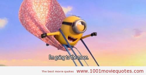 ... Minion quotes on Pinterest The minions, Target and Minions quotes