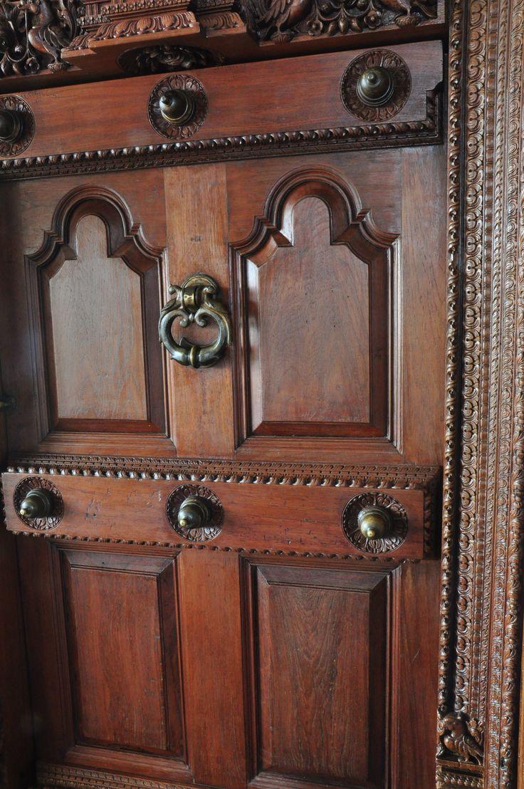 Teak Wood Main Door Design Entrance