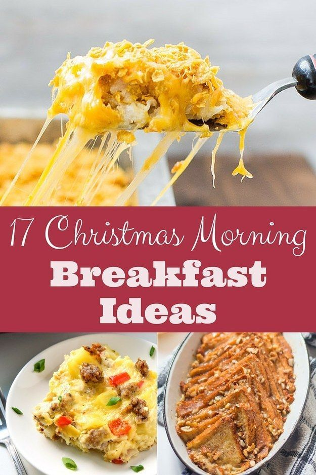 17 Christmas Morning Breakfasts You'll Want To Eat Right After Opening Presents