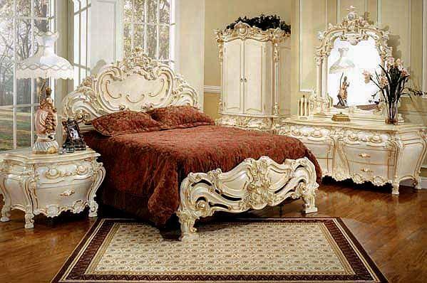Italian Provincial Furniture | Elizabeth Provincial Bedroom Sets ...