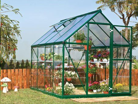 Portable and Cheap Greenhouses for Weather Proof Gardening. Click on the picture to read the article.