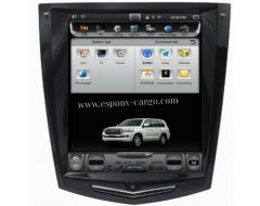 "10.4"" TESLA-STYLE VERTICAL SCREEN ANDROID NAVI RADIO FOR CADILLAC XTS 2013 - 2017"