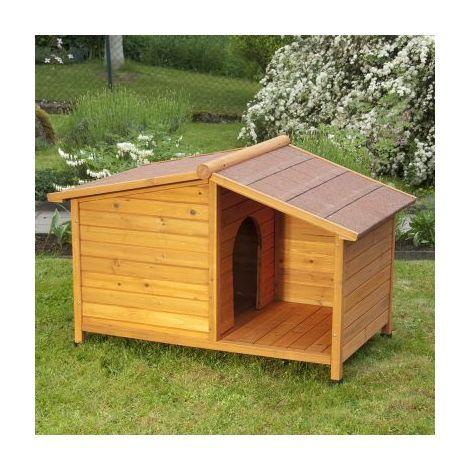 Cuccia per cani HITS 132 x P 85 x H 86 cm