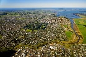"""invercargill, New Zealand. The """"end"""" of the world."""