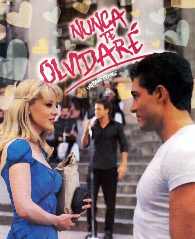 Nunca Te Olvidaré (1999) http://en.wikipedia.org/wiki/Nunca_Te_Olvidar%C3%A9_(telenovela)