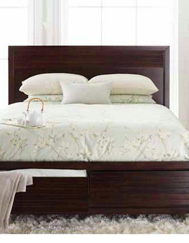 Home | Bedroom | Audrey Queen Storage Platform Bed | Hudson's Bay