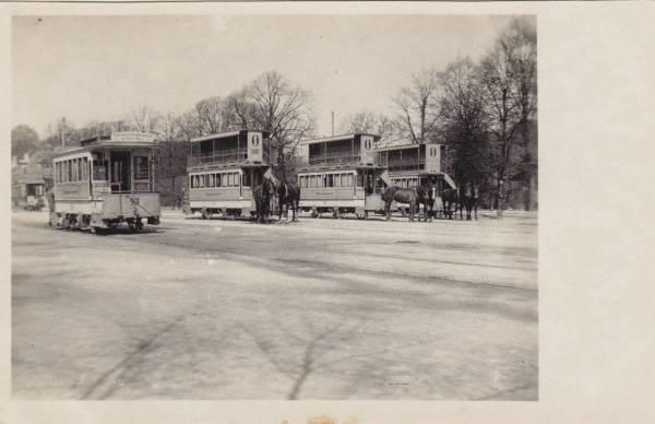 hestesporvogne frederiksberg rådhuspladsen ad sorte hest