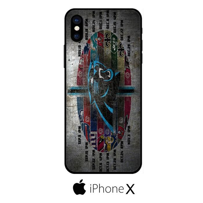 Carolina Panthers Schedule IPHONE X