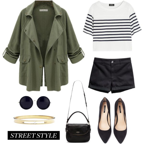 """top casual street style"" by flam16 on Polyvore"
