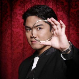 Shoot Ogawa, four times Magic Castle Magician of the Year and winner of countless other awards, will be in Sheffield on Thursday 29 June with his new 2017 lecture. His award-winning performances ha…