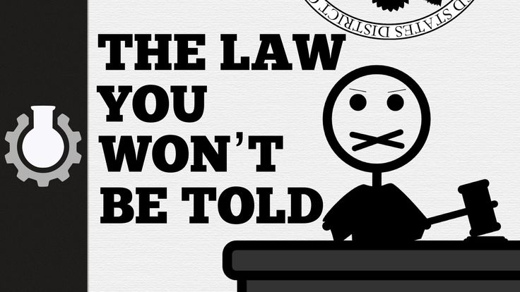 The Law You Won't Be Told by C.G.P. Grey