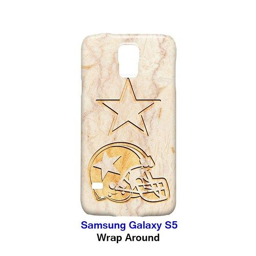 Dallas Cowboys Style Marble Case for Samsung Galaxy S5