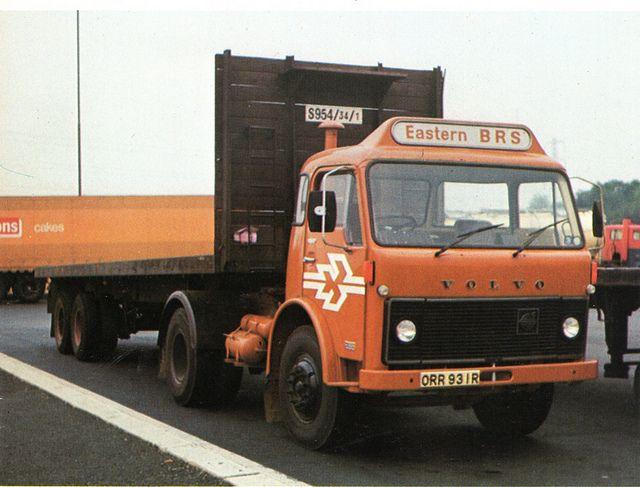 1976 Volvo F86