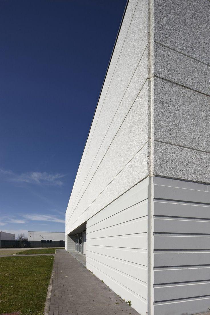 Precast Concrete Cladding Sheets : Precast reinforced concrete external wall panel pannelli