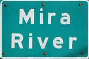 Mira River on Cape Breton Island