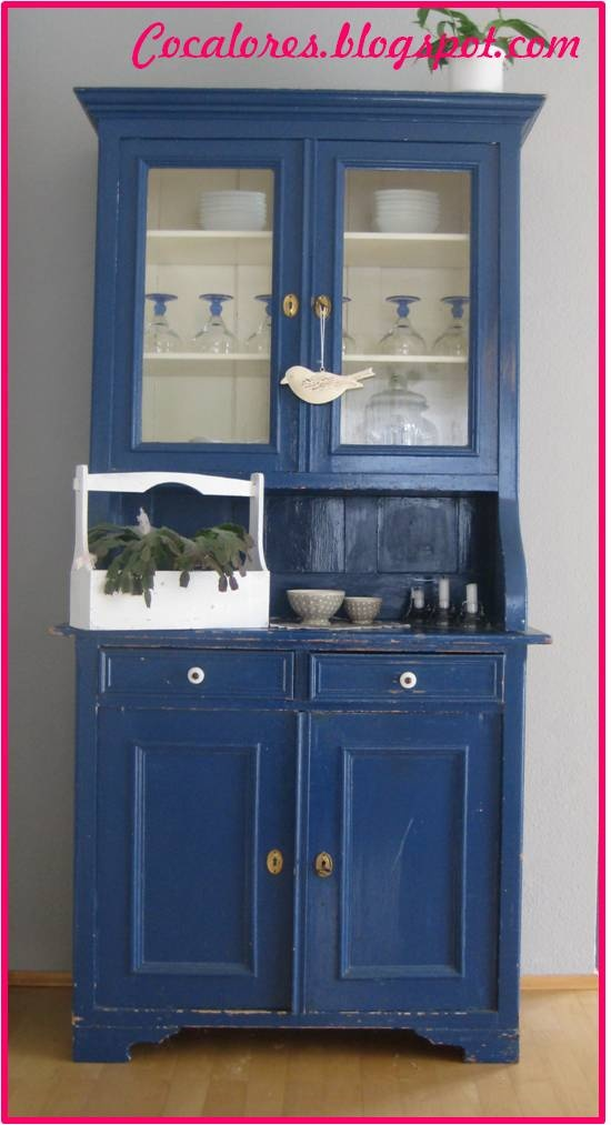 Looking For Inspiration I Bought This Exact Hutch At A Garage Sale 15 Bucks Dining Room