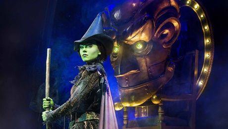 Wicked tickets at Apollo Victoria Theatre | London Theatre ...