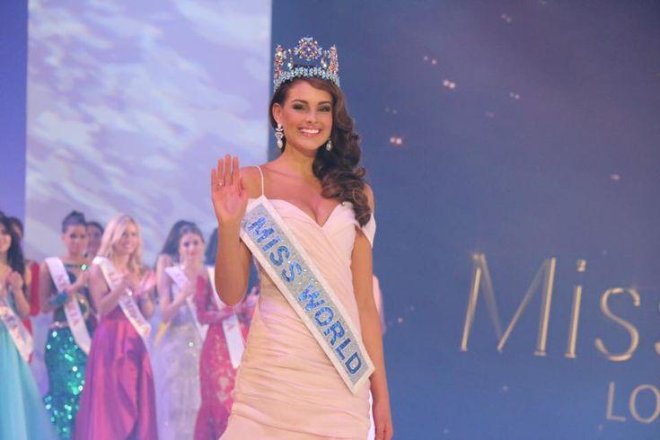 A Londra Miss World 2014 - Rolene Strauss Miss Sud Africa è stata incoronata 64esima Miss World nella finale di Londra.
