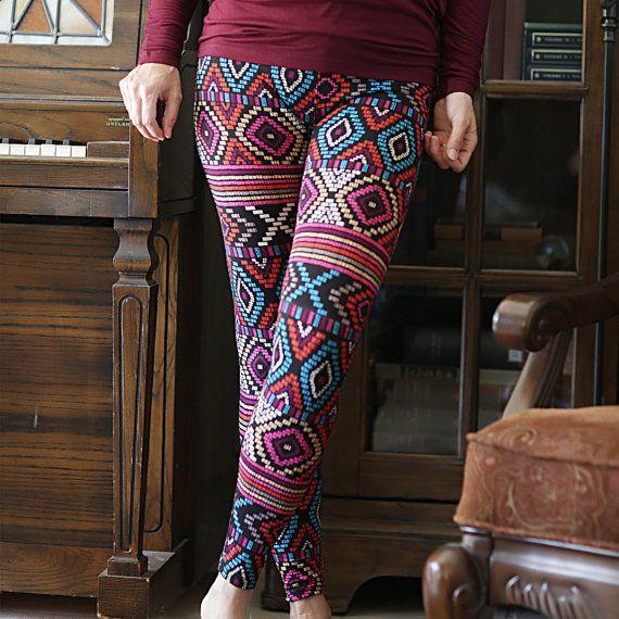Womens Leggings Yoga legging Winter Fleece door FreeAsButterfly