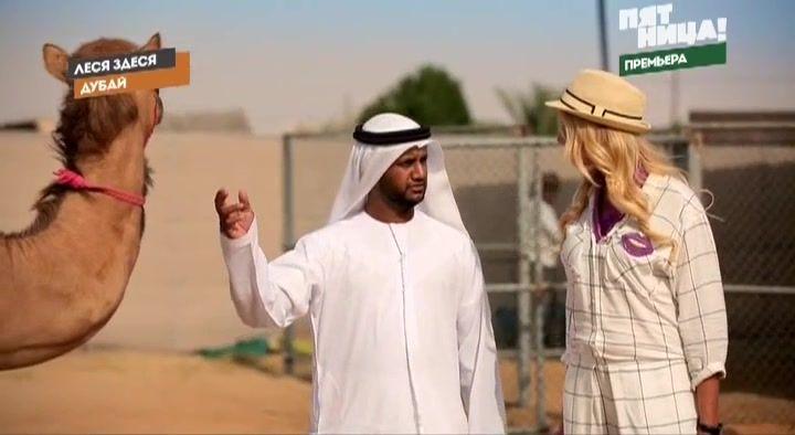 Вокруг М 3 выпуск Леся здеся: Дубай. Объединённые Арабские Эмираты http://www.yourussian.ru/162569/вокруг-м-3-выпуск-леся-здеся-дубай-объединённые-арабские-эмираты/   Дубай – это не жизнь, а сказка. Красотки со всего мира приезжают сюда, чтобы оказаться  в окружении обеспеченных мужчин. Но есть ли шансы у девушек встретить свою настоящую любовь и выйти замуж за настоящего шейха? Чтобы не потеряться среди одинаковых белых мужских облачений и иностранной рабочей силы, Леся взяла себе в помощь…